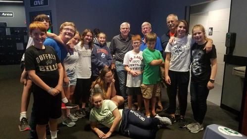 umcl youth group meeting