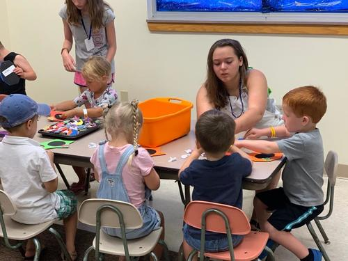 umcl vacation bible school
