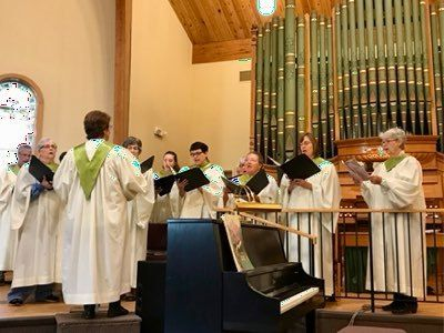 UMCL choir