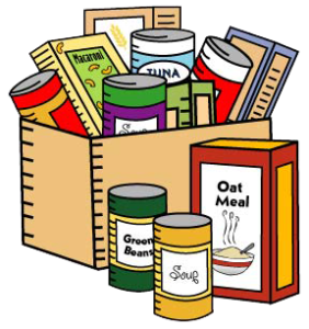 food pantry clipart