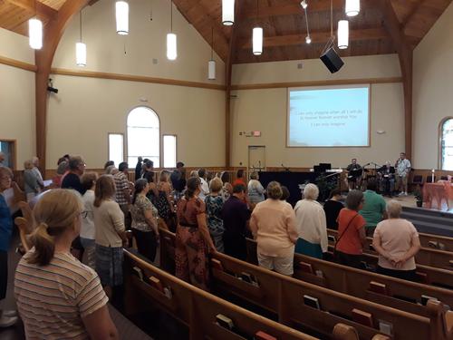 worship at umcl
