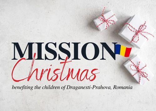 mission christmas romania fundraiser