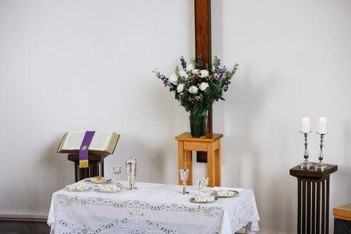 The American Protestant Church of The Hague - Communion