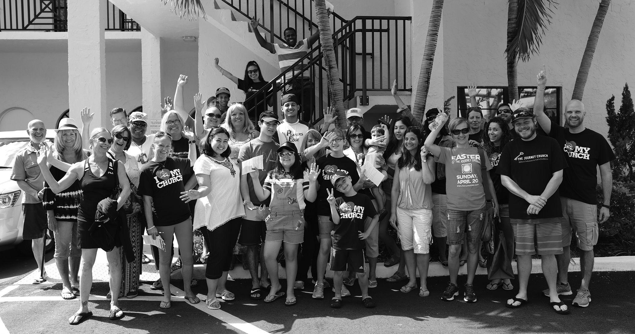 The Journey Church - Boca Raton - Membership
