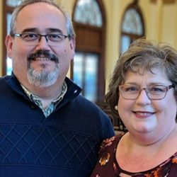 Pastor Joey and Kim