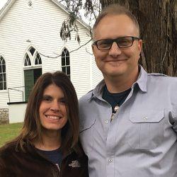 Pastor Deron and Lourae