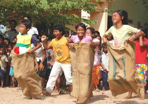 Children from FCOP