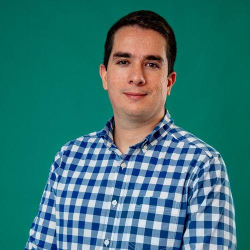 Aaron Sheffield, Student Pastor