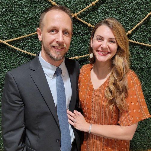 Calvary Heights Children's Ministry Leaders Pastor Phil and Alisha Czekalski