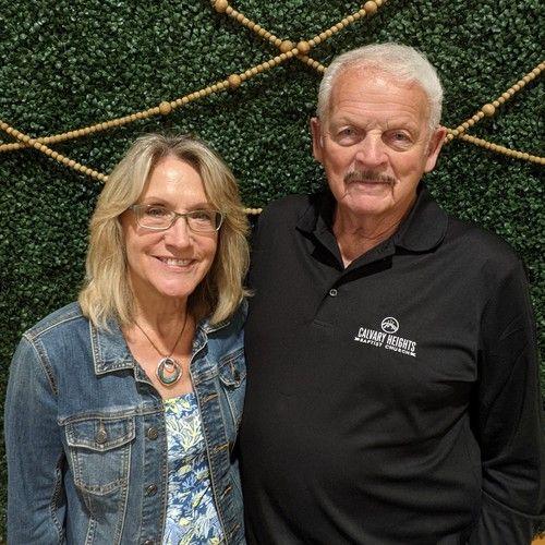 Calvary Heights Seasoned Saints Ministry Leaders Jerry and Margie Zywiczynski