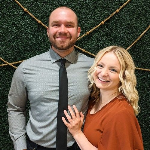 Calvary Heights Young Adult Ministry Leaders Evan and Nicole Greenzweig