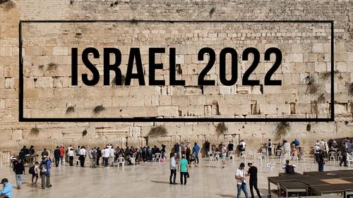 Calvary Heights Israel Pilgrimage