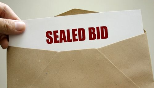 Sealed Bid Image