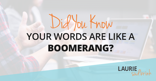 my grandson was asking me about how to throw a boomerang he was worried that it would smack him in the face as i chuckled over that and we researched it