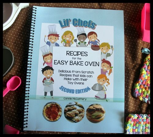 Easy Bake Oven Cookbook