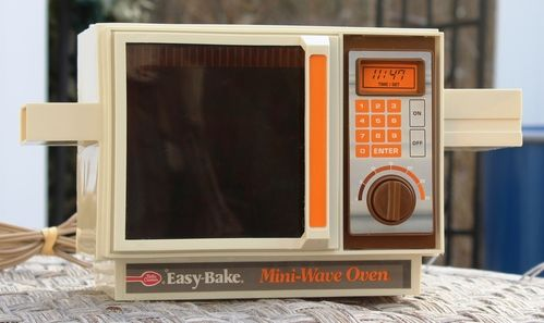 1982 Kenner Mini Wave Oven