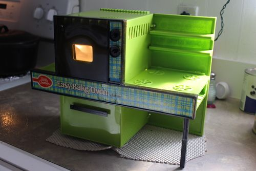 1973 Kenner Easy Bake Oven