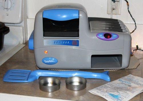 2002 Hasbro Easy Bake Real Meal Oven
