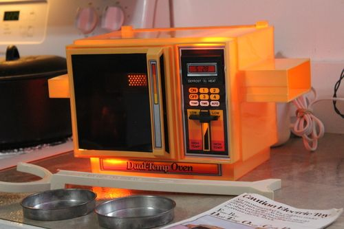 1986 Easy Bake Dual Temp Oven