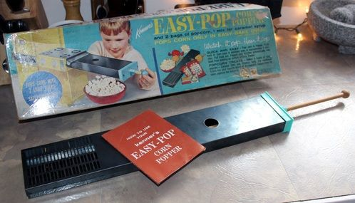1965 Kenner Easy Pop Corn Popper