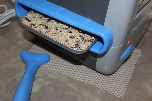 Making Granola Bars in an Easy Bake Real Meal Oven