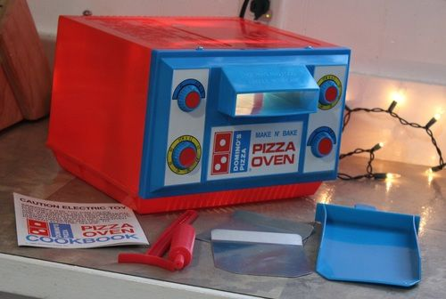 1990 Domino's Make N' Bake Pizza Oven
