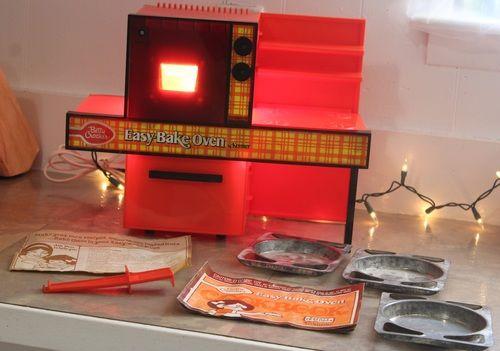 1973 Kenner Easy Bake Oven