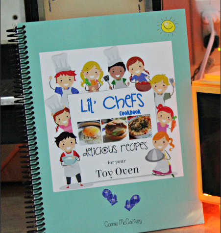 Lil' Chefs Toy Oven Cookbook
