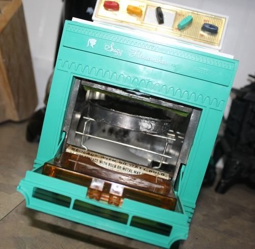 1968 Super Homemaker Oven
