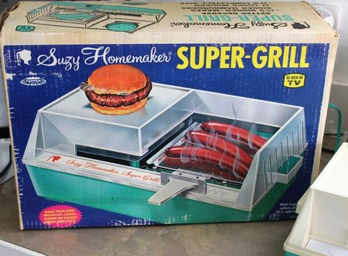 1968 Suzy Home Maker Super Grill