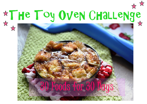 The Toy Oven Challenge