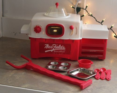 1996 Mrs Fields Baking Factory