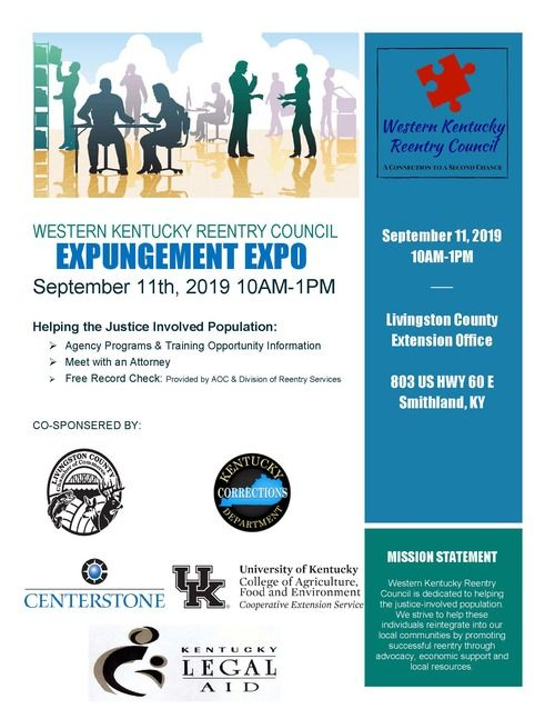 Expungement Expo Flyer