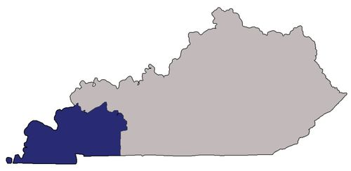 West Kentucky Workforce Coverage Area
