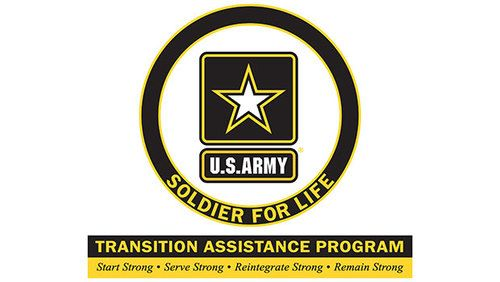 Soldier for Life - Transition Assistance Program Logo