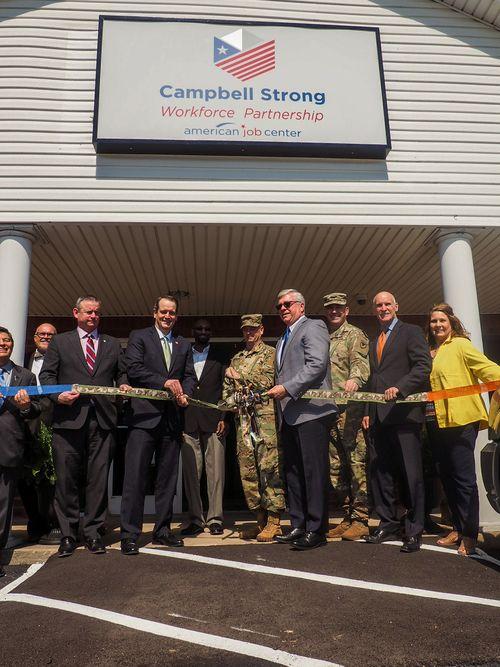 Campbell Strong Workforce Partnership Logo
