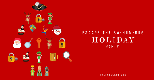 Escape Room Holiday Party