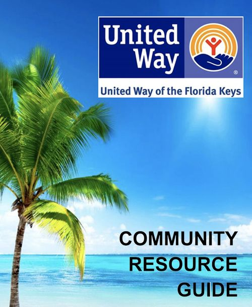 united way community resource guide - call 305-440-2315 today for more information and resources