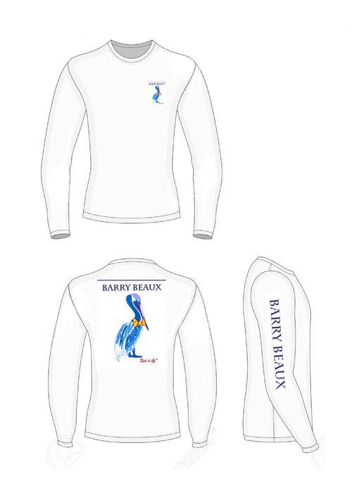 pelican dri fit fishing shirt