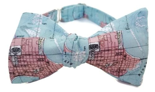 beaufort map bow tie