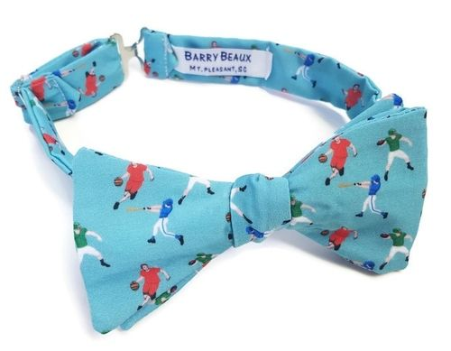 athletes bow tie