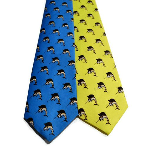 sailfish neckties