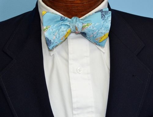 capers island bow tie