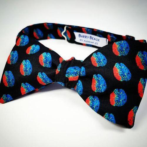brain bow tie