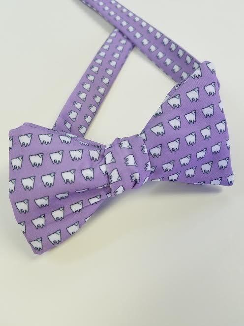 molar bear bow tie