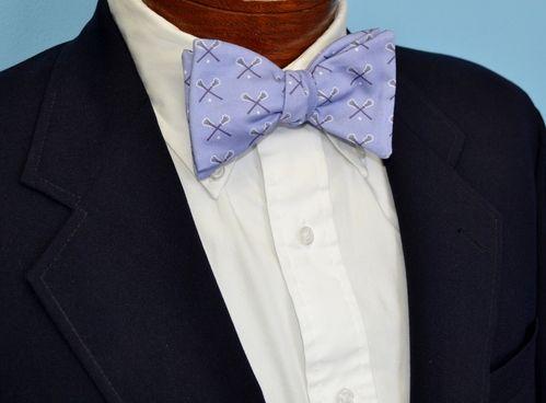 lacrosse bow tie