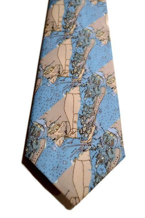 Map Tie