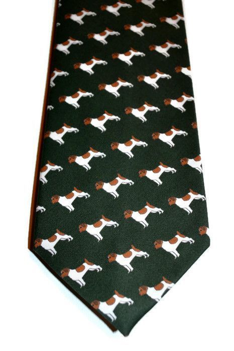 jack russell necktie