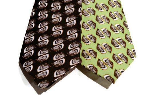 oyster shell necktie