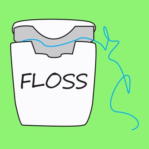 dental floss design